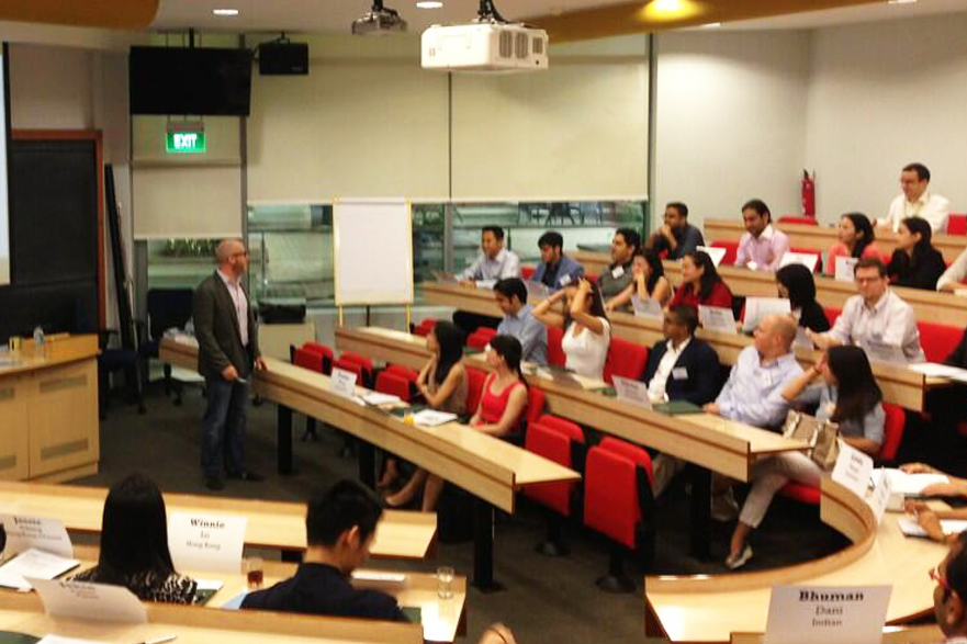 INSEAD, TSW tie up for workshop on family business